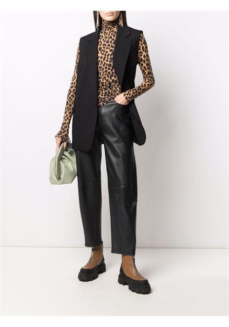 Fly top with animal print - women MAXMARA SPORTMAX | 29460419600002