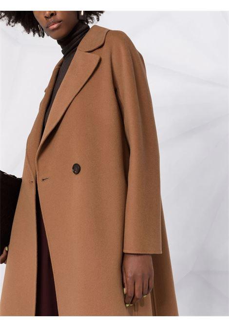 Capotto zeno in marrone cammello - donna 'S MAXMARA | 90161313600022