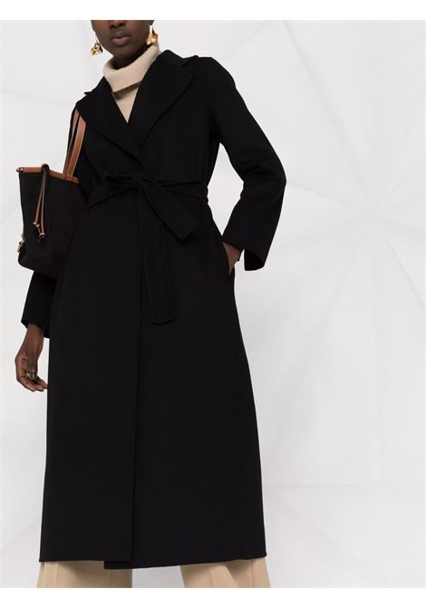 Cappotto poldo in nero - donna 'S MAXMARA | 90161413600013