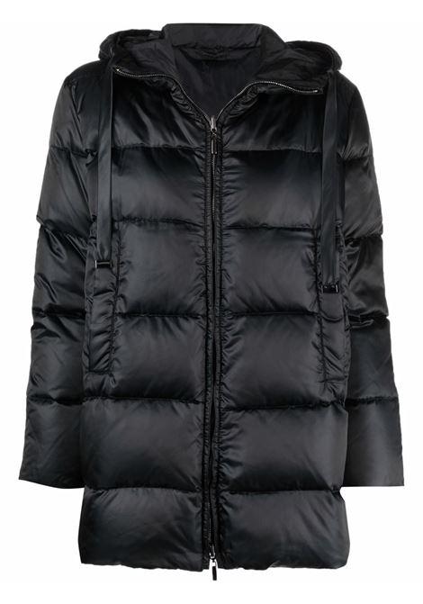 Novey padded jacket in black - women  MAXMARA THE CUBE | 94860516600003