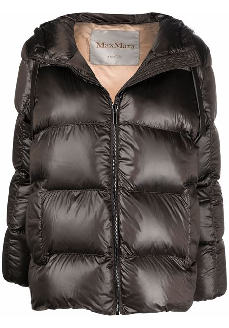 Spacey padded jacket in bronze - women  MAXMARA THE CUBE | 94860616600002