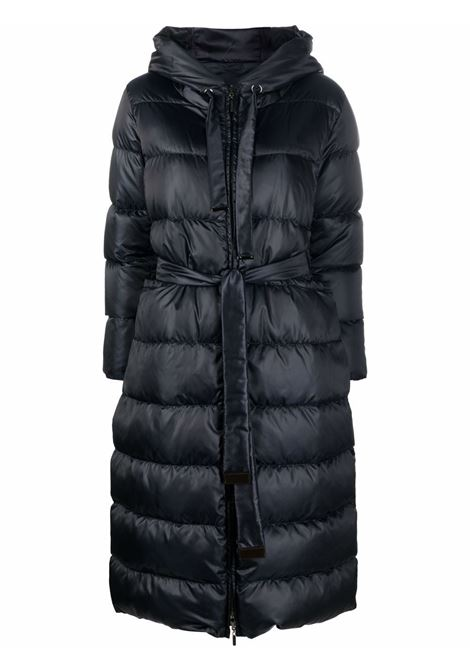 Blue novepar padded coat - women  MAXMARA THE CUBE | 94960416600002