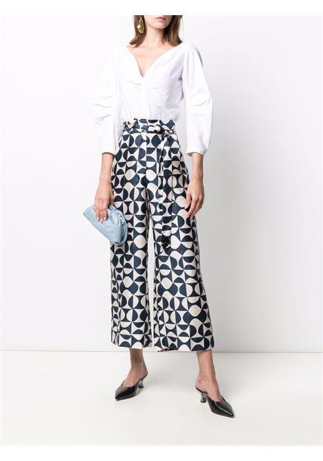 Pantaloni pprint multicolore - donna MAXMARA TIMELESS | 91360118600001