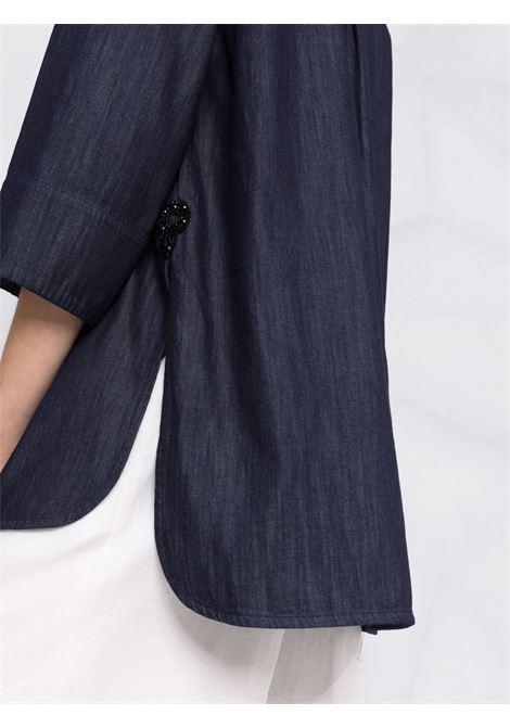 Camicia denims in blu - donna MAXMARA TIMELESS | 91960118600001
