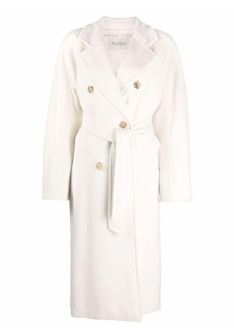 Madame coat in white - women  MAXMARA | 10180119600021