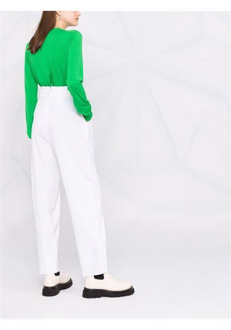 Carabo trousers white - women MAXMARA | 11360219600001