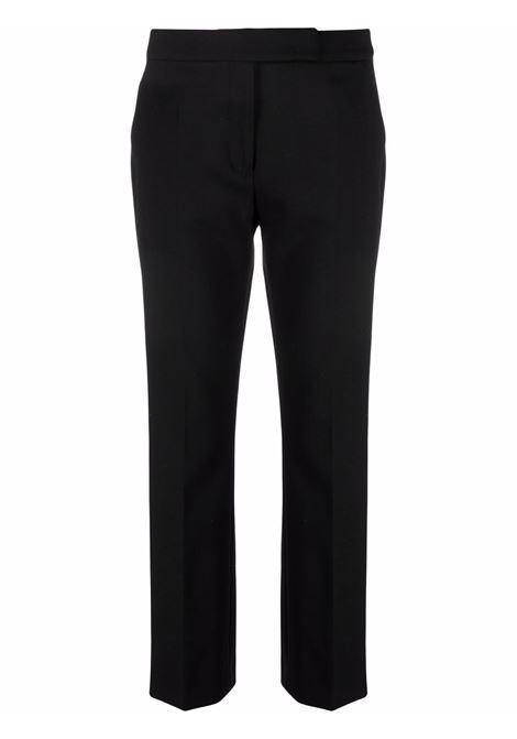 Aerovia trousers in black -women  MAXMARA | 11360613600003