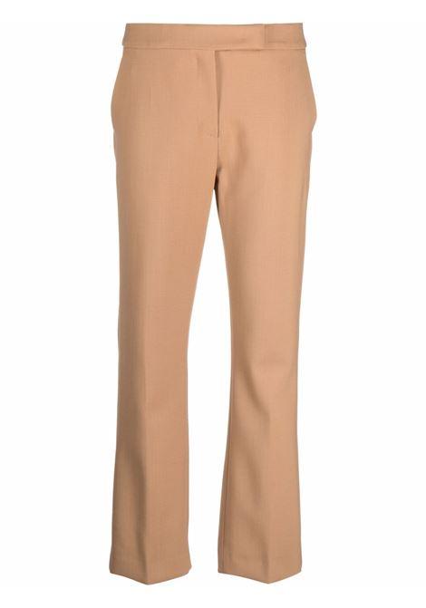 Aerovia trousers in beige -women  MAXMARA | 11360613600008
