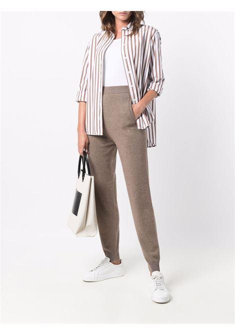 Delta trousers in beige -women  MAXMARA | 13360313600007