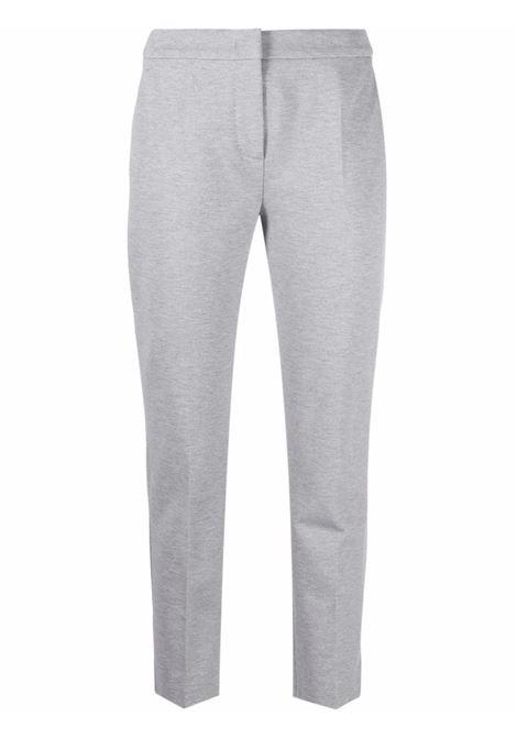 Pegno trousers in grey - women  MAXMARA | Trousers | 17860119600001