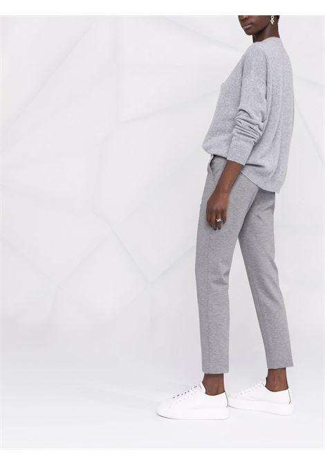Pegno trousers in grey - women  MAXMARA | 17860119600001