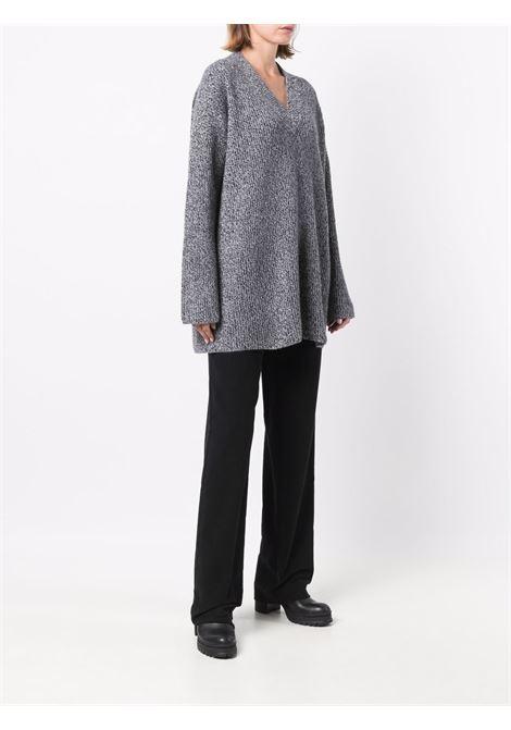 Grey camera jumper - women  MAXMARA | 23660313600005