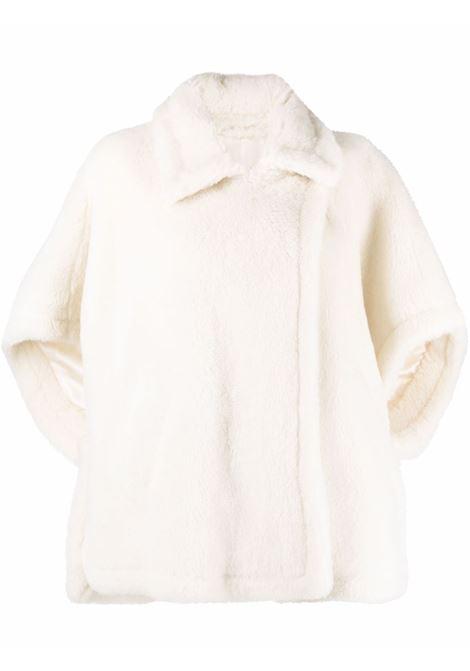 White manco cape -women  MAXMARA | 47361013600001