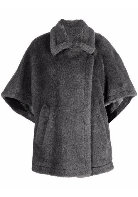 Grey gerusia cape -women  MAXMARA | 47361113600001
