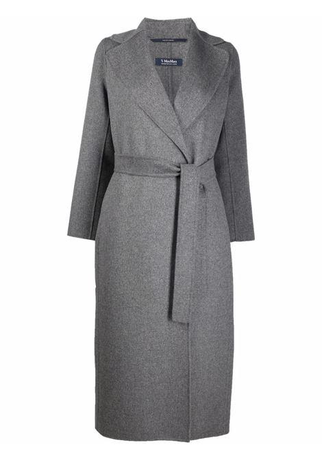 Grey poldo coat - women  MAXMARA | 90161413600070