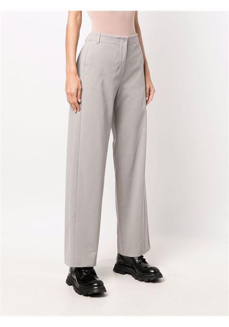 Grey unico trousers - women  MAXMARA | 91361213600004
