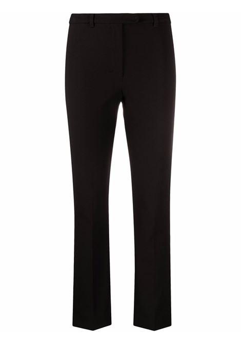 Fresco black trousers -women  MAXMARA | 91361313600005