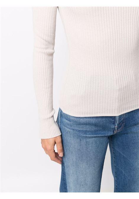 Maglione a coste bora in bianco - donna 'S MAXMARA   93660813600002