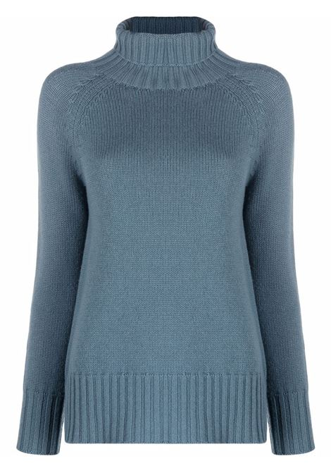 Mantova blue jumper - women  MAXMARA | 93661613600008