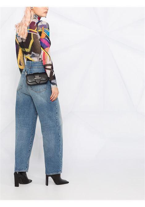 High rise jeans women  MM6 MAISON MARGIELA | S52LA0119S30589965