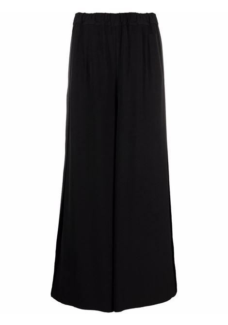 High waist trousers black- women MM6 MAISON MARGIELA | S62KB0100S54213900