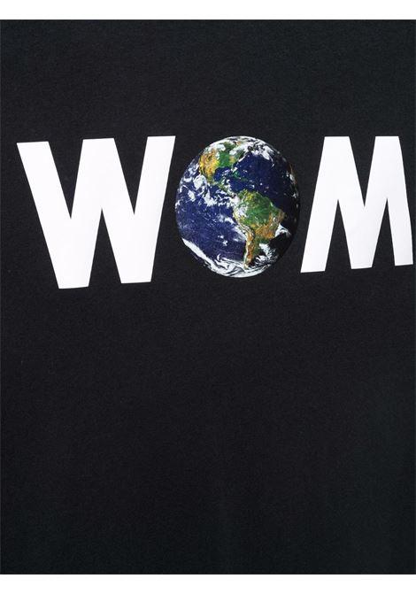 T-shirt world of moncler in nero - uomo MONCLER X HIROSHI FUJIWARA | 8C000088392B999