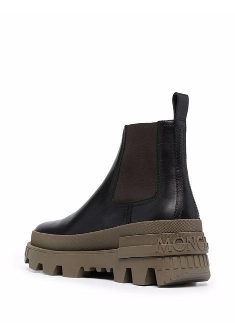 Lir ankle boots in black - men MONCLER | 4F7080002SWL999