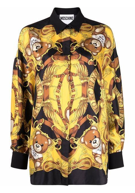 Camicia teddy bear multicolore - donna MOSCHINO | J020655522555