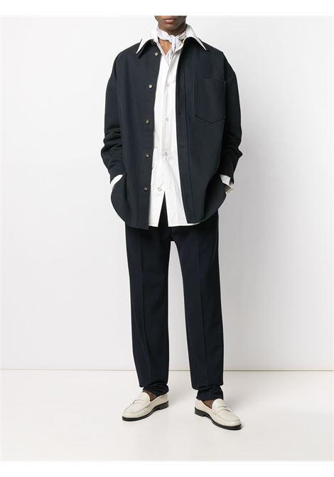 Pantaloni dritti in blu - uomo NANUSHKA | NM21PFPA0105959