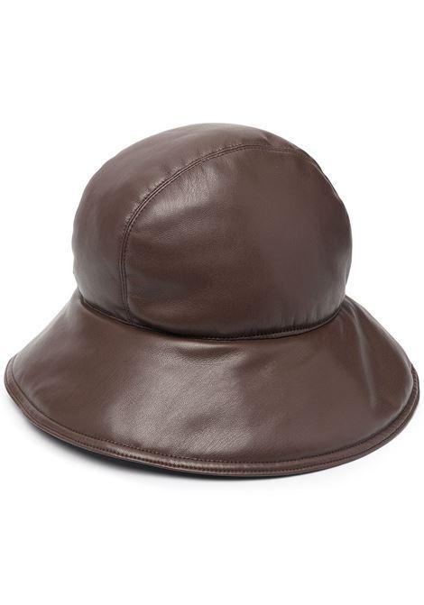 Cappello bucket marrone - donna NANUSHKA | NU21PFHT00478
