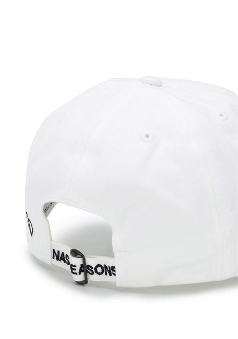 Cappello da baseball in bianco - uomo NASASEASONS | C001W