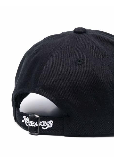 Cappello da baseball con logo in nero - uomo NASASEASONS | C053B