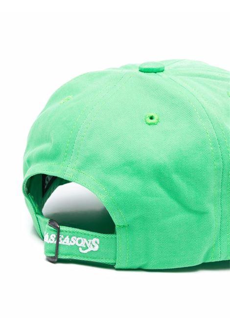 Cappello da baseball forever starts now  in verde - uomo NASASEASONS | C056G