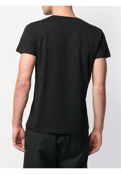 T-shirt no pictures in nero - unisex NASASEASONS | T018B