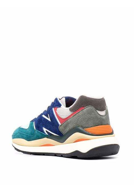 Multicolored low-top lace-up sneakers - men  NEW BALANCE | M5740FY1GRY