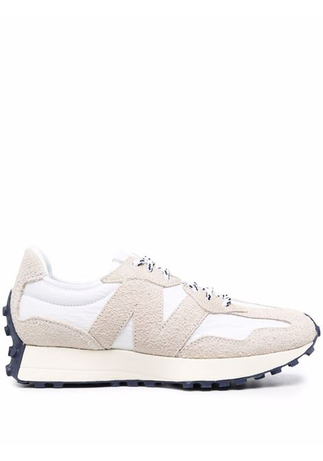 Beige 327 low-top sneakers - men  NEW BALANCE | MS327RF1GRY