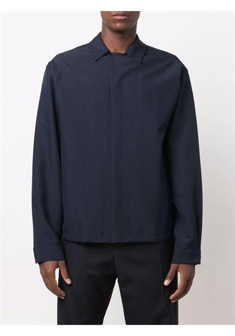 Camicia leggera System in blu - uomo OAMC | OAMT600168OT441000A401