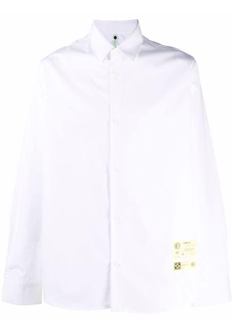 Camicia a maniche lunghein bianco - uomo OAMC | OAMT600266OT241000100