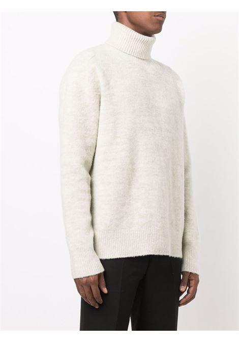 Maglione a collo alto in beige - uomo OAMC | OAMT750567OTY20003A332