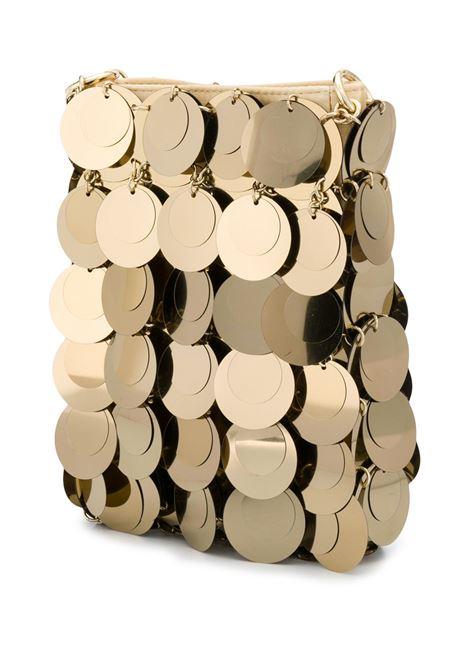 Mini 1969 gold crossbody bag - woman PACO RABANNE | 20PSS0094PLX013P711