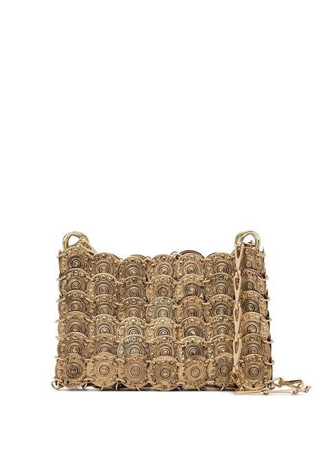 Tresor mini bag gold - women  PACO RABANNE | 21PSS0127MET167P701
