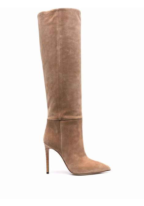 Knee-high boots hazelnut brown - women PARIS TEXAS | PX133LXV003NCCL