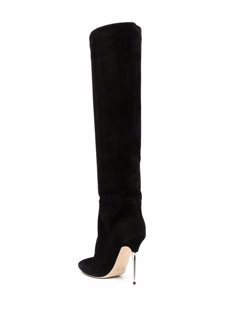 Knee-length boots in black - women PARIS TEXAS | PX691XSA04BLK