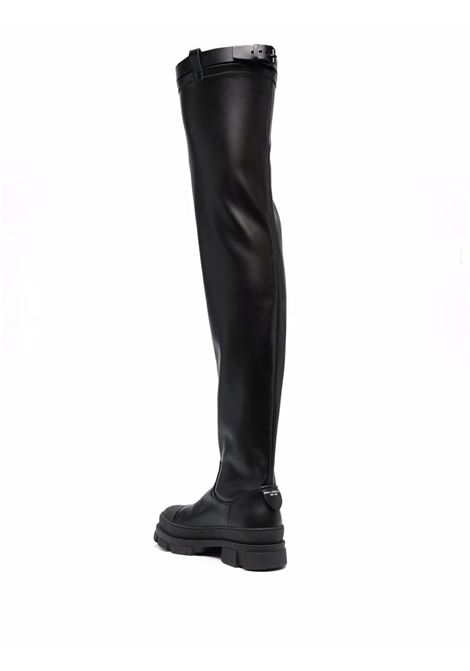 Stivaletti con fibbia in nero - donna PHILOSOPHY DI LORENZO SERAFINI   A32025776555