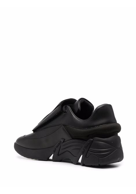Black chunky round-toe sneakers - men  RAF SIMONS | HR740001S0003