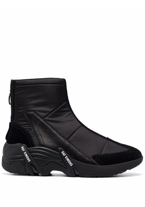 Black Cylon-22 high-top sneakers - men  RAF SIMONS | HR740005T0003