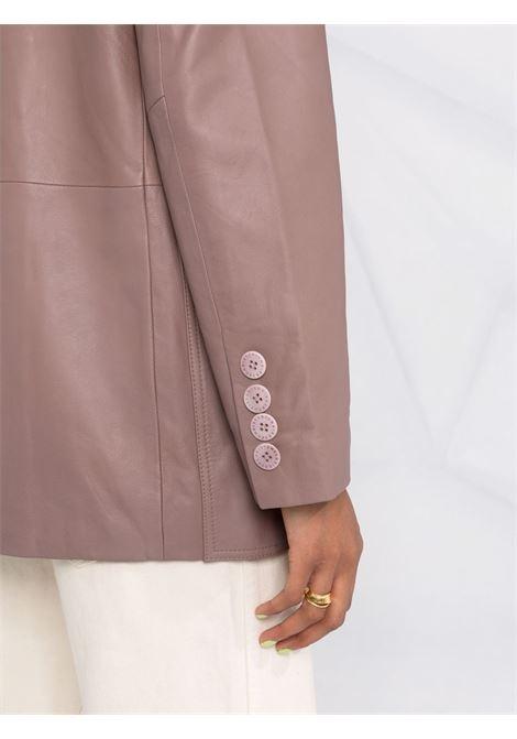 Giacca doppiopetto in rosa - donna REMAIN | RM466161510