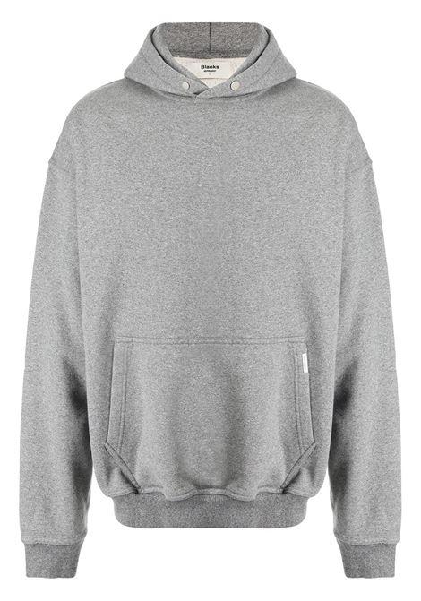 Logo-patch detail sweatshirt in grey - men   REPRESENT   M0409505