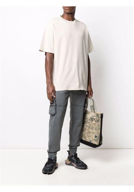 Short-sleeve T-shirt in vintage white - men  REPRESENT   M0510502