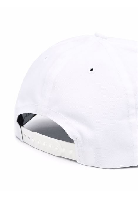 Cappello da baseball con logo in bianco - uomo RHUDE | RHFW21HA080423770377